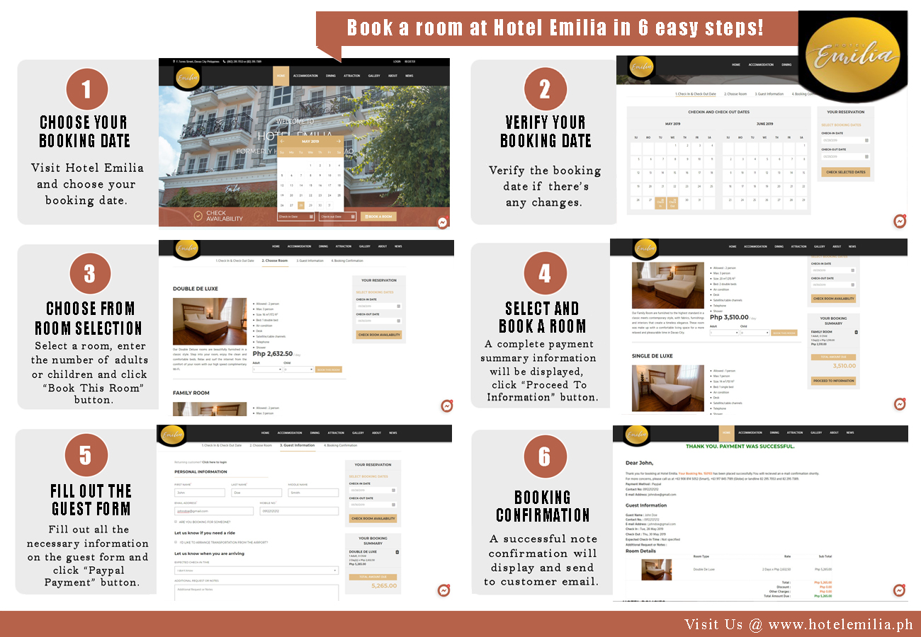 Hotel Booking Guide